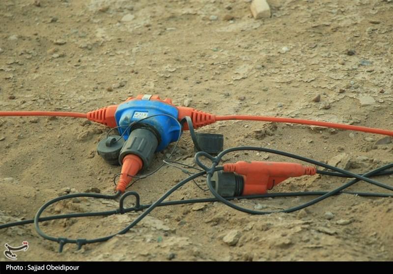 """خوزستان   کانال آبی که """"قتلگاه"""" آهوان منطقه میشداغ شده است+ تصویر"""