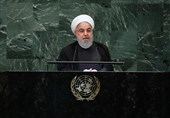 روحانی: آمریکا نه میتواند مذاکره را بر ما تحمیل کند و نه جنگ را/ دوران سلطه و هژمونی به سرآمده است