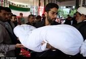 جزئیات تشییع و خاکسپاری 2 شهید گمنام در سایت هستهای فردو