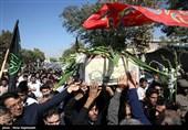 پیکر 2 شهید گمنام چهارشنبه در نهاوند تشییع میشود