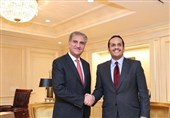 شاہ محمود کی قطری ہم منصب سے ملاقات، ایک لاکھ پاکستانیوں کو ملازمتیں دینے کی پیشکش