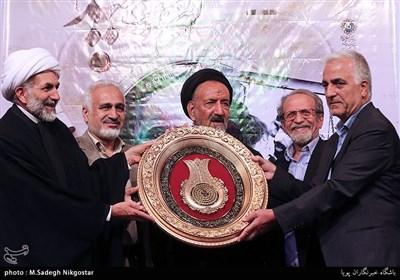 آیین نکوداشت سعید صادقی عکاس جنگ