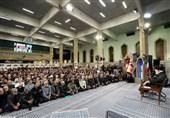 امام خامنهای: در روایت دفاع مقدس روح مجاهدت و شکستناپذیری ملت ایران متبلور باشد