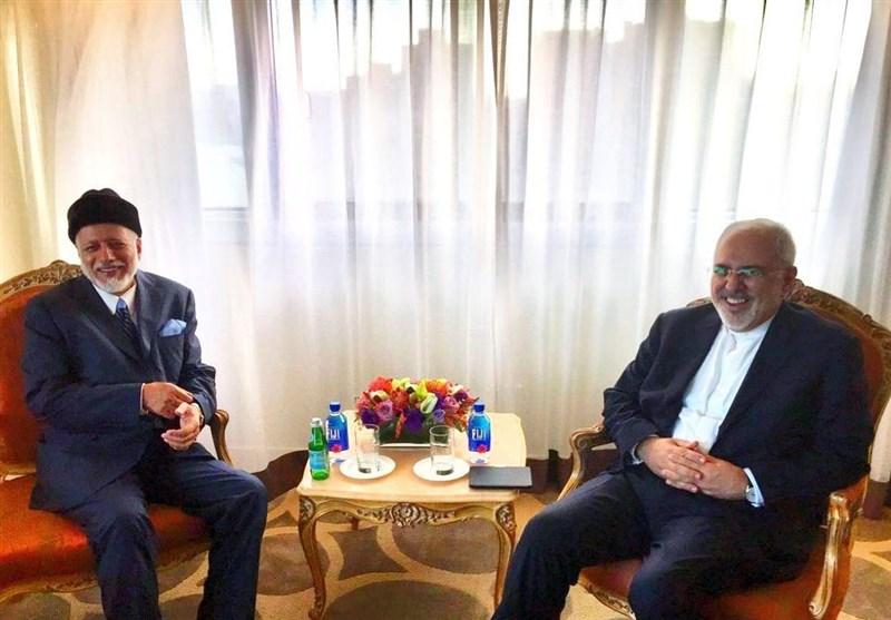 تاکید وزیر خارجه هند بر ادامه خرید نفت ایران/ دیدار ظریف با وزرای خارجه هند و عمان