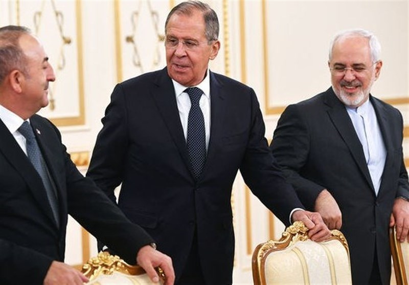 Tehran, Moscow, Ankara to Step Up Efforts for Syria Peace