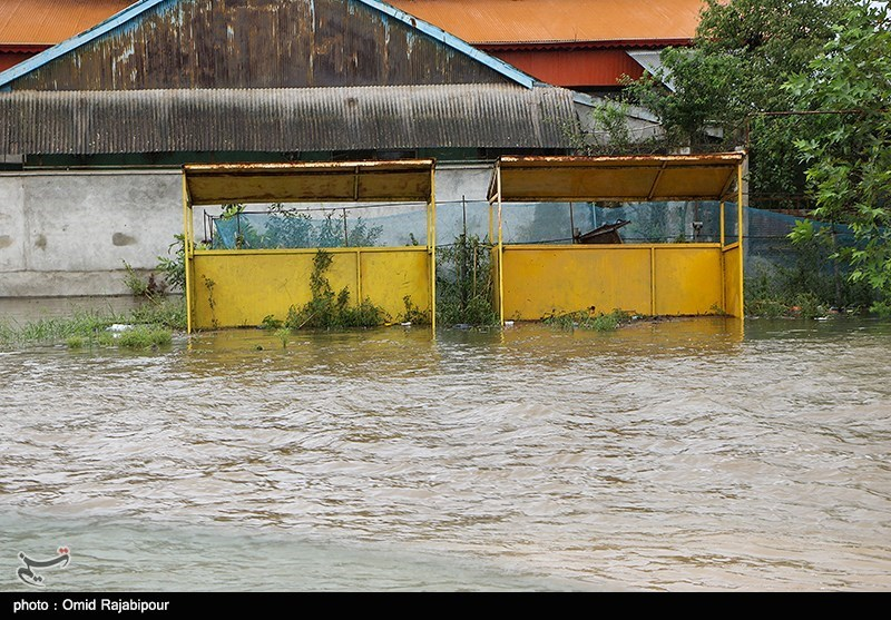 Floods in Iran's Northern Mazandaran Province Leave at Least 4 Dead (+Video)