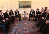 دیدار و گفتوگوی اردوغان با همتای آلمانی