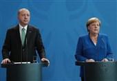 اردوغان به آلمانی چه گفت + فیلم