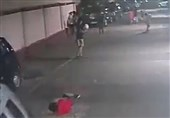 Shocking Video Shows Boy Survives after Being Run Over By Car (+Video)
