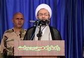 امام جمعه رشت: قدرتهای سلطه در برابر ایستادگی ملت ایران به زانو درآمدند
