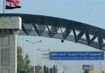 """فتح معبر """"نصیب"""" بین سوریا والأردن"""