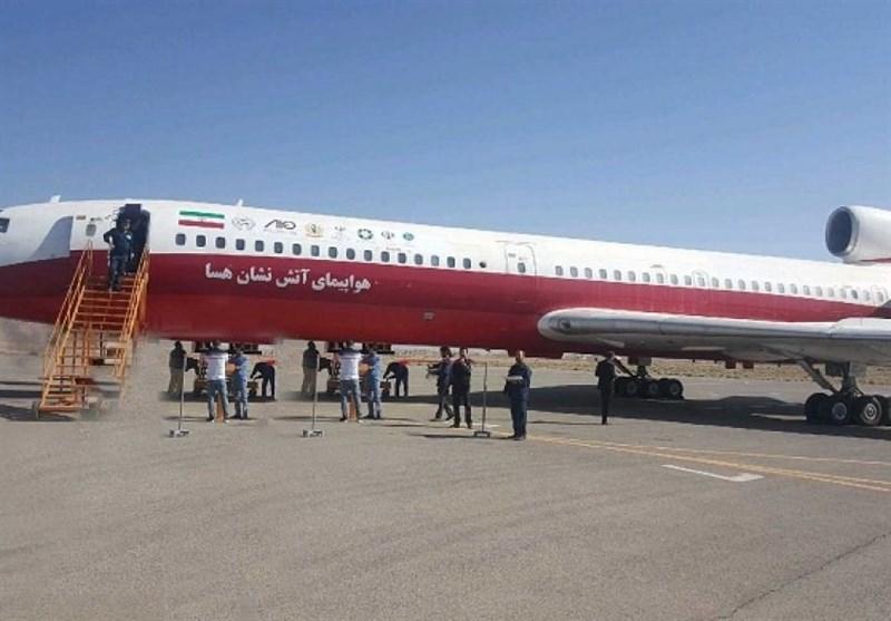 باز شدن درب هواپیمای تهران، ایلام تکذیب شد