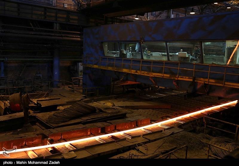 اصفهان| تأمین ریل توسط کارخانه ذوب آهن 100 میلیون یورو صرفهجویی ارزی برای کشور دارد