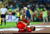 Persepolis Defender Mahini Undergoes Successful Knee Surgery
