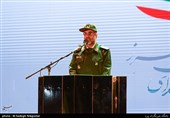 فرمانده سپاه البرز: مقاومت در مقابل دشمنان نیازمند استفاده از تجربیات دفاع مقدس است