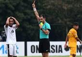 تیم داوری ایرانی در AFC CUP قضاوت میکند