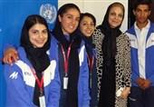 3 قایقران اعزامی به المپیک جوانان سفیران صلح و دوستی سازمان ملل شدند