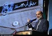 رونمایی از 130 مستند شهید مدافع حرم|رئیس سازمان صداوسیما: مردان اقتصاد ما با الگوبرداری از مدافعان حرم جلوی این جنگ ارزی را بگیرند