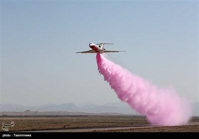 Iran Develops Firefighting Plane