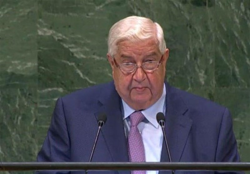 Syrian FM: Border Crossing with Iraq Should Open Soon