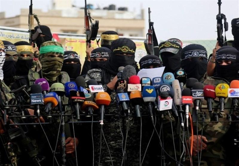 فصائل المقاومة : لن نقف مکتوفی الأیدی أمام مماطلة وتسویف الاحتلال