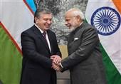 پایهگذاری روابط نوین اقتصادی هند و ازبکستان در سفیر میرضیایف به دهلینو
