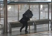 نزدیک شدن یک طوفان دیگر به ژاپن