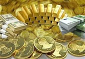 قیمت طلا، قیمت سکه، قیمت دلار و قیمت ارز امروز 99/10/27؛ ریزش قیمتها در بازار طلا و ارز/ سکه 10 میلیون و 250 هزار تومان شد