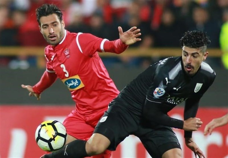 Shoja Khalilzadeh's Goal Named ACL 2019 Group Stage Best Goal