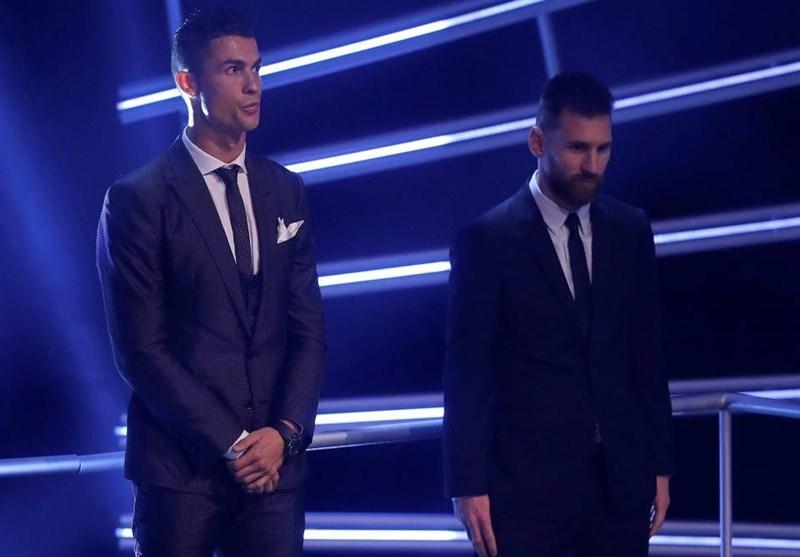 فوتبال جهان| برنامه فیفا برای حضور اجباری در مراسم برترینها پس از غیبت لیونل مسی و کریستیانو رونالدو