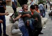 اصابات برصاص الاحتلال الصهیونی على حدود غزة