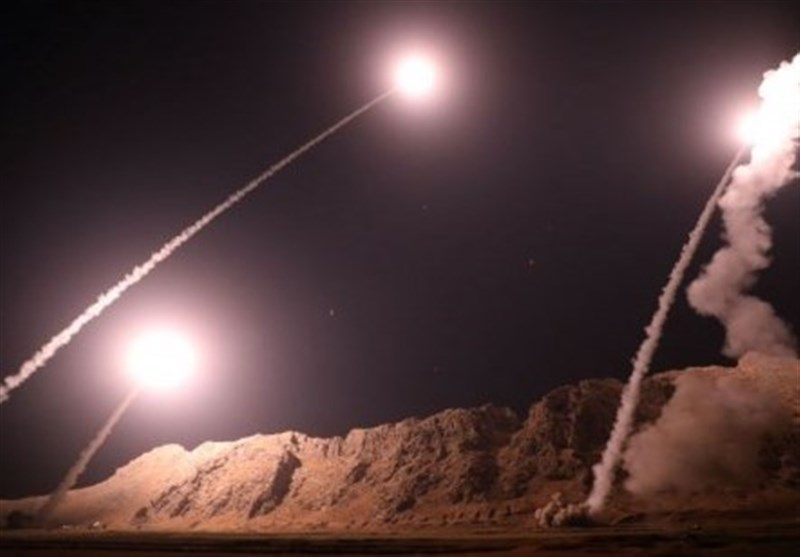 Iran Launches Missile Strike against Terrorists in Syria in Retaliation for Ahvaz Attack
