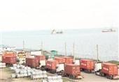 رشد 5 درصدی بنادر گیلان در حوزه صادرات؛ توانایی پهلودهی تمام کشتیها در بنادر استان وجود دارد