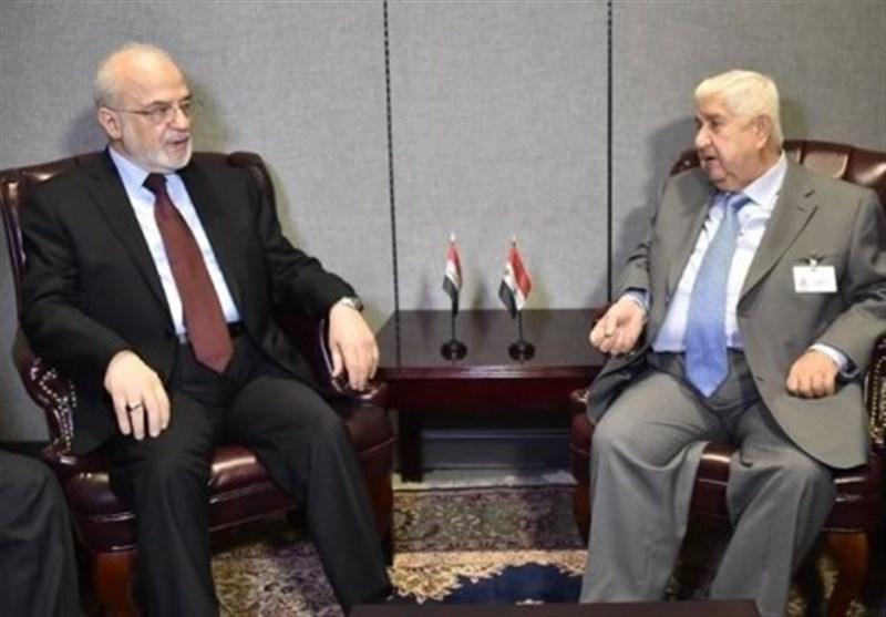 عراق جعفری عازم دمشق میشود/ دیدار با اسد و المعلم