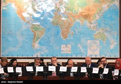 نشست کمیسیونهای مجلس شورای اسلامی