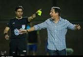 اصفهان| امید نمازی: اینکه تیمم گل نمیزد تقصیر من است و باید ضعفها را برطرف کنم/ نمیدانم چه کنم اما مطمئنم بخت ما برمیگردد