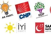 گزارش تسنیم|موازنات سیاسی احزاب ترکیه در سال 2018