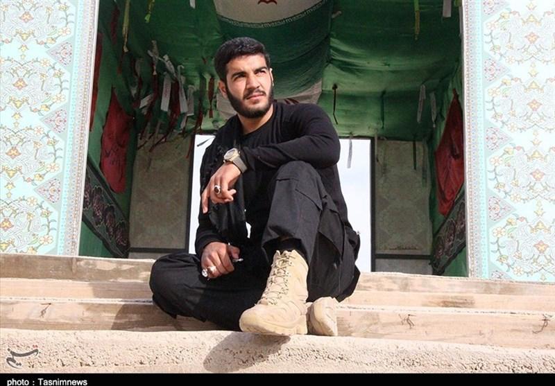 شهید حادثه تروریستی اهواز در پیاده روی اربعین + فیلم