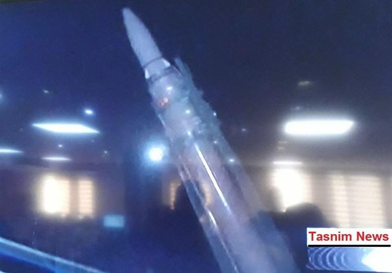 اختصاصی| سپاه امروز رسما نسل جدید از موشکهای قیام را عملیاتی کرد + عکس