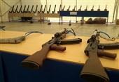 """تیراندازی با اسلحه جنگی را در نمایشگاه """"ایپاس"""" تجربه کنید + تصاویر"""