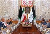 لاریجانی:آمریکا با نقض معاهدات به بینظمی بینالمللی دامن میزند