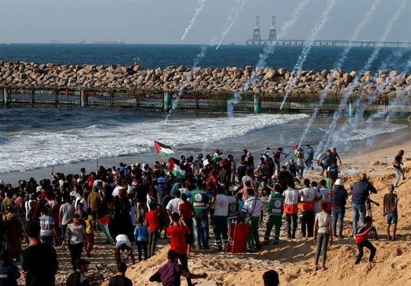 شانزدهمین تحرک دریایی برای شکستن محاصره نوار غزه