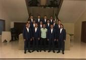 تیم فوتسال المپیک ایران به آرژانتین سفر کرد