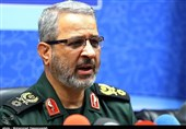 IRGC Commander Underlines Israel Failures in All Arenas