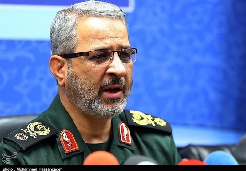 تهران| سردار غیبپرور: دشمن دین و مکتب انقلابی جوانان ایرانی را هدف قرار داده است