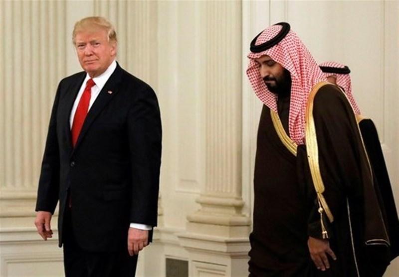 سلاحهای آمریکایی در انبارهای سعودی