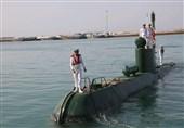 الحاق 2 فروند زیردریایی کلاس غدیر به ناوگان نیروی دریایی ارتش + عکس