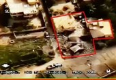 IRGC Releases Images of Ground Zero after Missile Attack on Terrorists in Syria