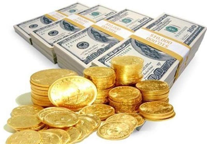 قیمت طلا، قیمت دلار، قیمت سکه و قیمت ارز امروز 98/01/21