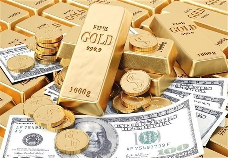 قیمت طلا، قیمت سکه و قیمت ارز امروز 97/10/24